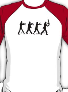 Zombies on Abbey Road Version 01 T-Shirt
