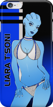 Liara Summer by Rhaenys