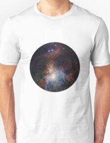 Galaxy Circle Shirt Unisex T-Shirt