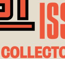 Comic Book Memories - 1st Issue Collectors Item Sticker