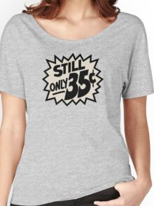 Comic Book Memories - Still Only 35 Cents Women's Relaxed Fit T-Shirt