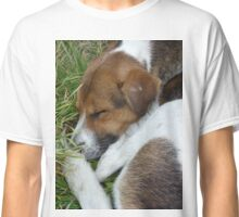 Sleeping Puppy Classic T-Shirt