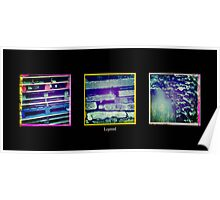 Cambridge Collection: Layered Poster