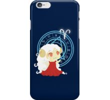 Aries iPhone Case/Skin