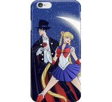 Sailor Moon/Tuxedo Mask iPhone Case/Skin