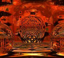 Morphing Tessellation Spheroids by Sazzart