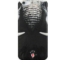 The Dark Continent iPhone Case/Skin