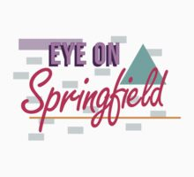 Eye On Springfield by newdamage