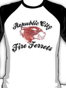 Fire Ferrets Street Shirt T-Shirt