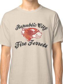Fire Ferrets Street Shirt Classic T-Shirt