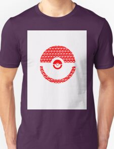 Pokeball Inception T-Shirt