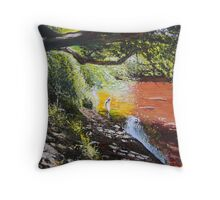 Waters Edge - Morpeth Throw Pillow