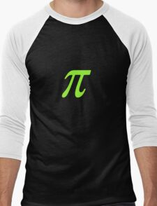 Pi Men's Baseball ¾ T-Shirt