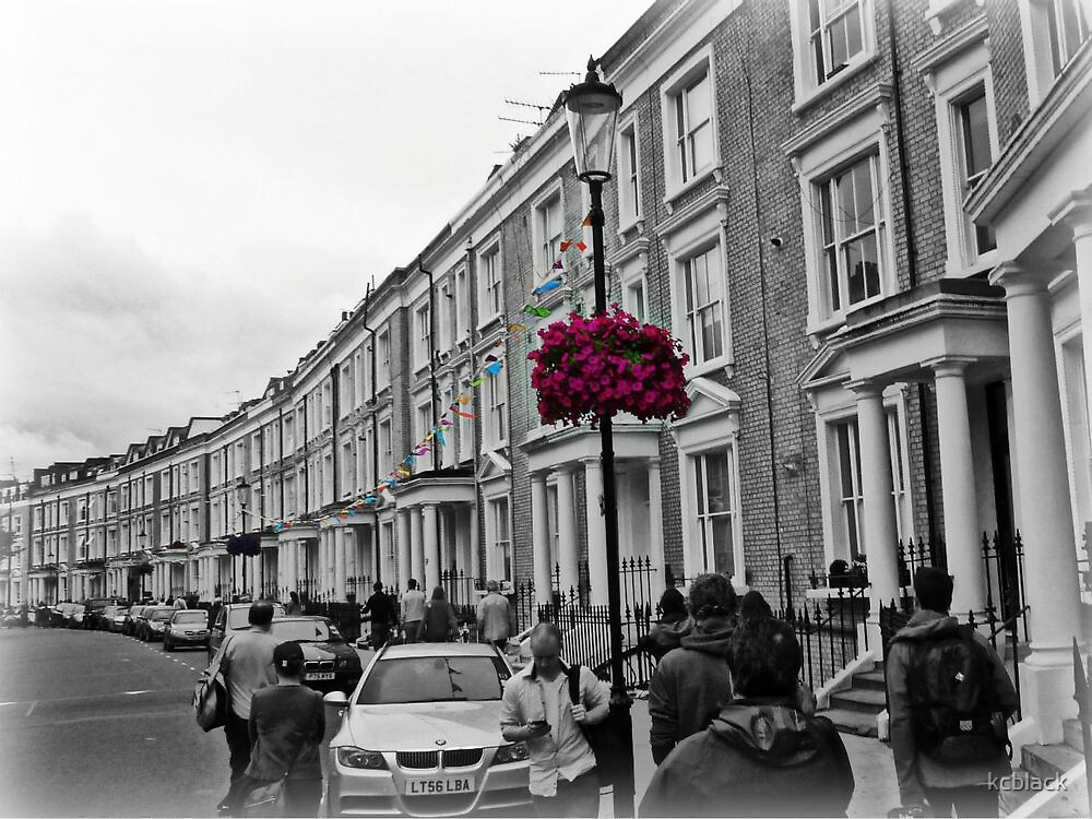 London Blooms - 2012 by kcblack