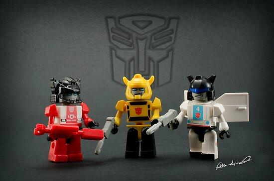 Little Bots by plopezjr