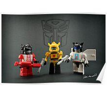 Little Bots Poster