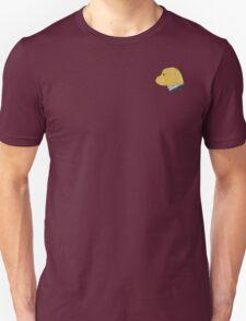Preppy Dog Madras Golden Retriever Unisex T-Shirt