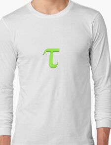 Tau Long Sleeve T-Shirt