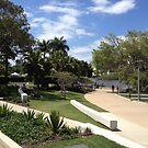 SOUTH BANK BRISBANE (QUEENSLAND - AUSTRALIA) by Colin Van Der Heide