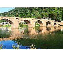 Heidelberg - Germany Photographic Print