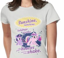 Twilight - Sunshine Womens Fitted T-Shirt