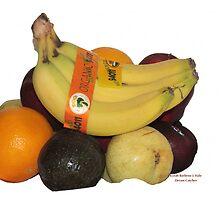 colorful fruit by DreamCatcher/ Kyrah Barbette L Hale