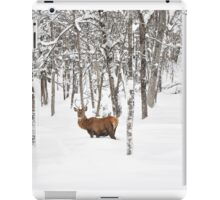 I'll be home for Christmas - Red Deer iPad Case/Skin