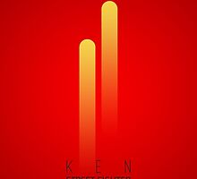 Street Fighter - Ken by flemingian