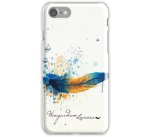 Wingardium Leviosa iPhone Case/Skin