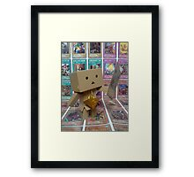 Time to duel ! Framed Print