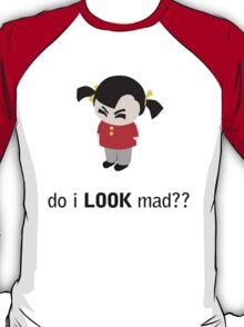 Angry Girl T-Shirt