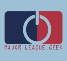 Major League Geek Kids Clothes