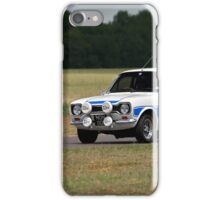 MK1 Ford Escort RS2000 iPhone cover iPhone Case/Skin
