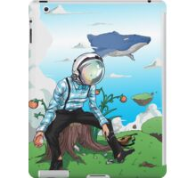 Space Man iPad Case/Skin