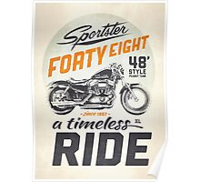 Forty Eight Poster