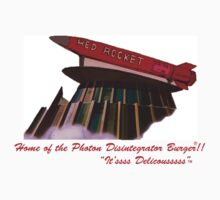 red rocket drive in T-Shirt