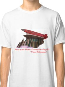 red rocket drive in Classic T-Shirt