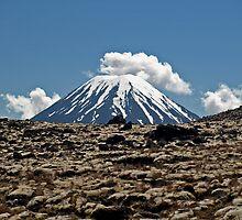 Mount Ngauruhoe by joergilmaz