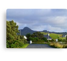 Fanad Peninsula Canvas Print
