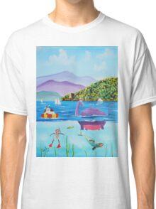 Th Loch Ness monster Classic T-Shirt
