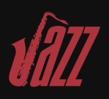Red Jazz Kids Tee