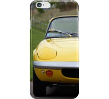 Lotus Elan iPhone case iPhone Case/Skin