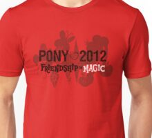 My Little Pony: Friendship Is Magic 2012 Unisex T-Shirt