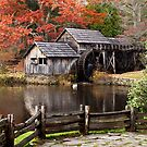 Autumn at the Mill by Kathy Weaver