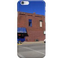 Abilene, Kansas - Cedar and 3rd iPhone Case/Skin