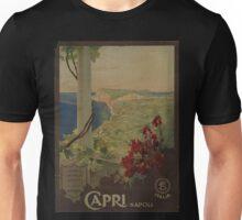 Vintage poster - Capri Unisex T-Shirt
