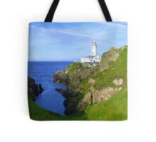 Fanad Head Lighthouse Tote Bag