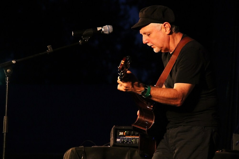 Phil Keaggy 2 by Tracy Friesen