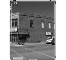 Abilene, Kansas - Cedar and 3rd iPad Case/Skin