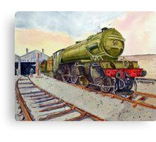 War Train Canvas Print
